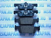 Колодки тормозные дисковые передние для Renault Clio, Renault Logan>, Renault Sandero 41060 2581R