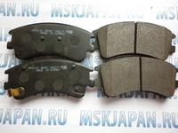 Передние тормозные колодки Hsb для Mazda 6 (GG) (2002-2007) HP5141
