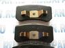 Колодки тормозные дисковые, комплект, задние
