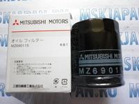 Фильтр масляный двигателя (оригинал) для Mitsubishi Outlander XL (CW) (06-12) MZ 690115