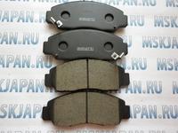 Передние тормозные колодки Akebono для Honda Civic 8 (06-12) AN-668WK