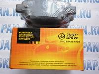 Задние тормозные колодки JD для Honda CR-V (06-12) JBP0100