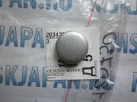 Заглушка отверстия в блоке цилиндров