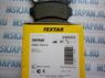 Колодки тормозные передние Textar для Mazda 6 (GH) (2007-2012) 2458202